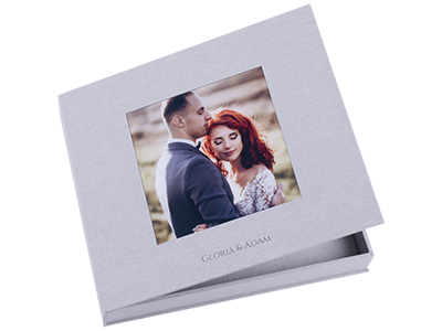 matching album box for professional photographers