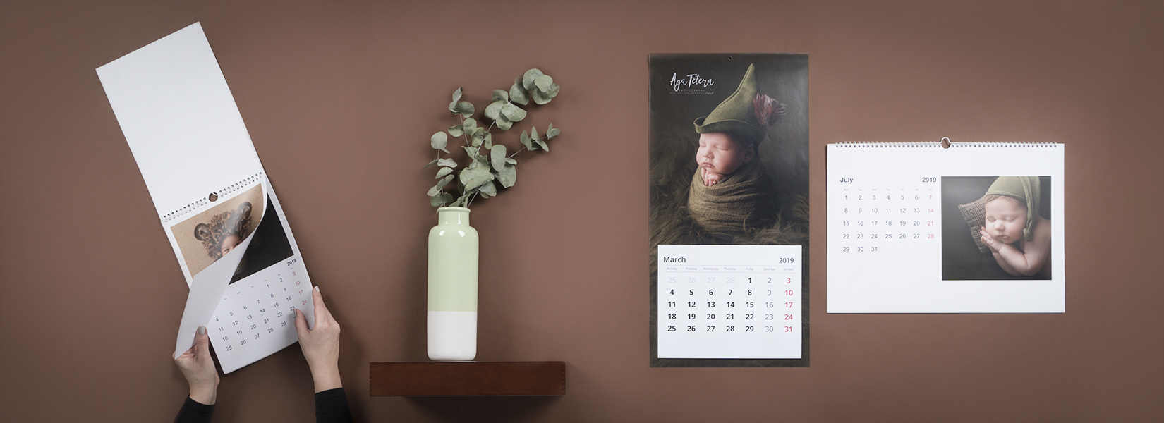 Photo Calendars for Professional Photographers