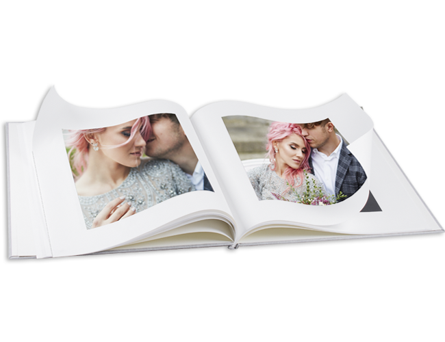 large Grand Gallery Photo Book portfolio book, for professional photographer