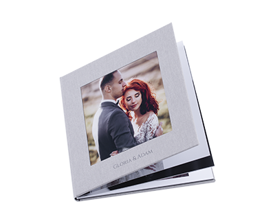 handcrafted photo album for photographers wedding newborn pet portrait