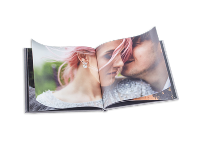 Photo Book Pro custom book for professional photographers nPhoto printed on HP Indigo 12000