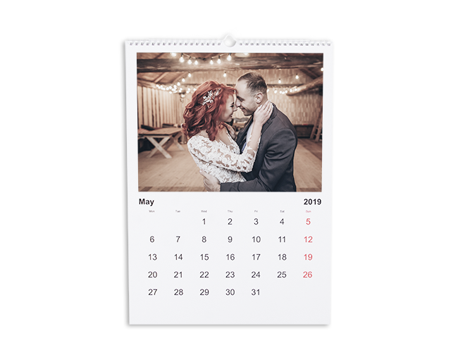 Photo calendar basic for professional photographer nphoto