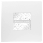 BD2 - White Lady collection wedding photo album professional photographer