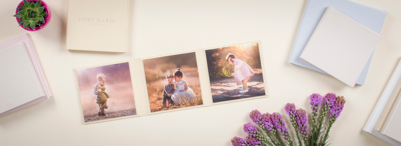 TRIPLEX upselling tool nphoto professional product trifold 3 images display professional photographer
