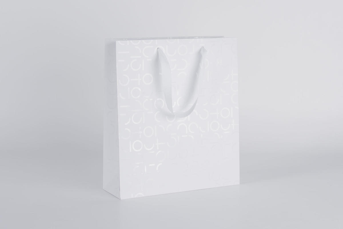 Gift bags, presentation, nPhoto, product deliver
