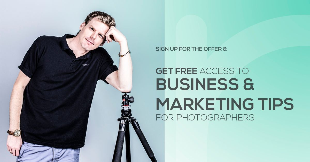 pro tips for professional photographers business marketing