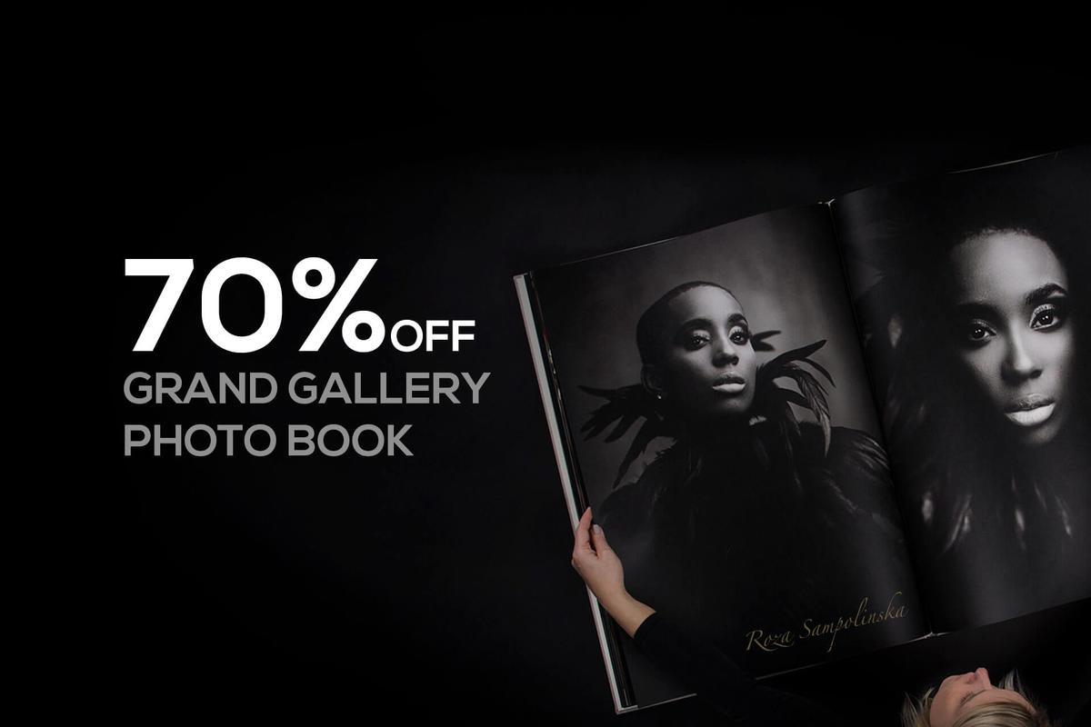 Grand Gallery Photo Book Black Friday offer nphoto
