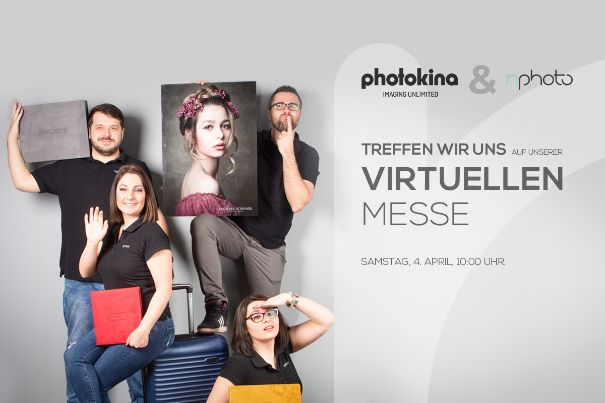 Virtuelle Messe mit nPhoto
