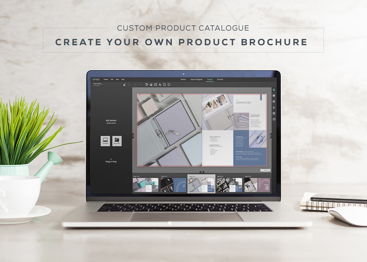 Custom Product Catalogue