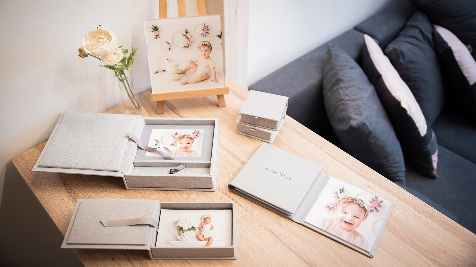 Best print products for newborn photographers