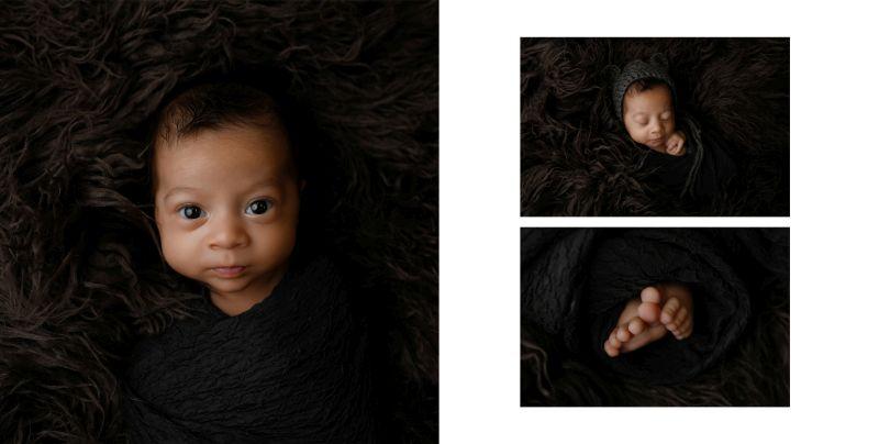 Fotoalbum von Ana Brandt 3 Doppelseite nPhoto fuer professionelle Fotografen
