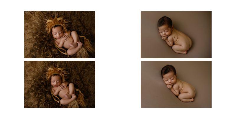 Fotoalbum von Ana Brandt 5 Doppelseite nPhoto fuer professionelle Fotografen