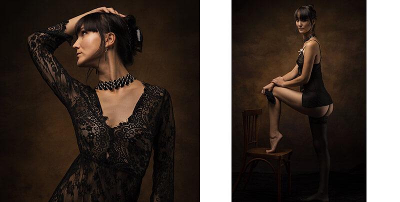 Boudoir photo album design ideas 3