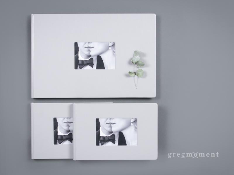 Parent Album Package Exclusive 2+1 (Large)