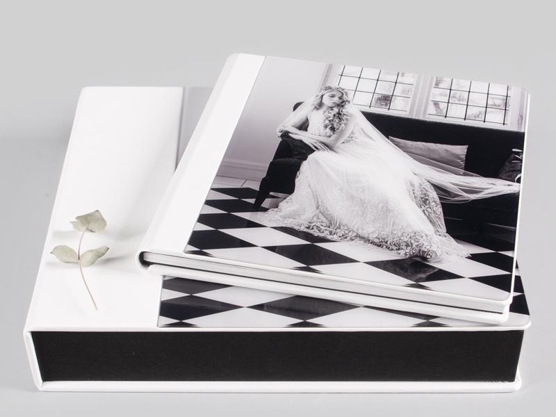 Complete Photo Album Acrylic Prestige