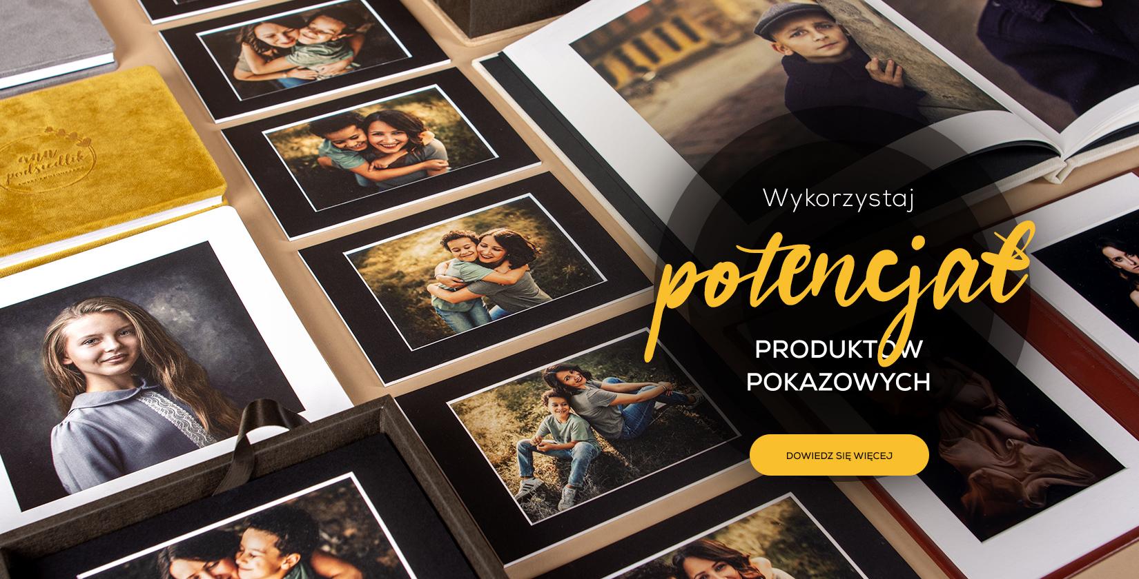 Produkty pokazowe nPhoto