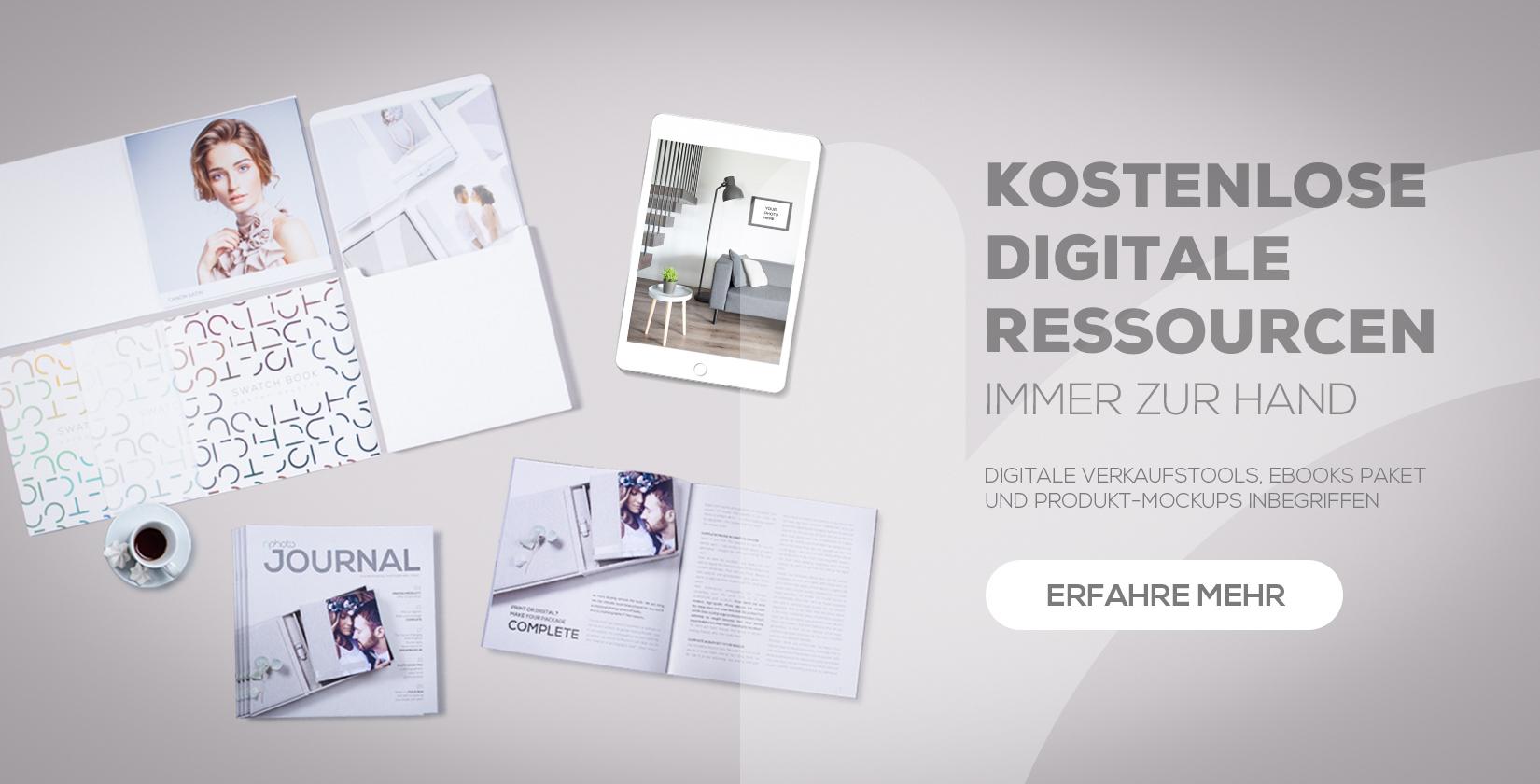 Kostenlose Marketingmaterialien für Fotografen von nPhoto
