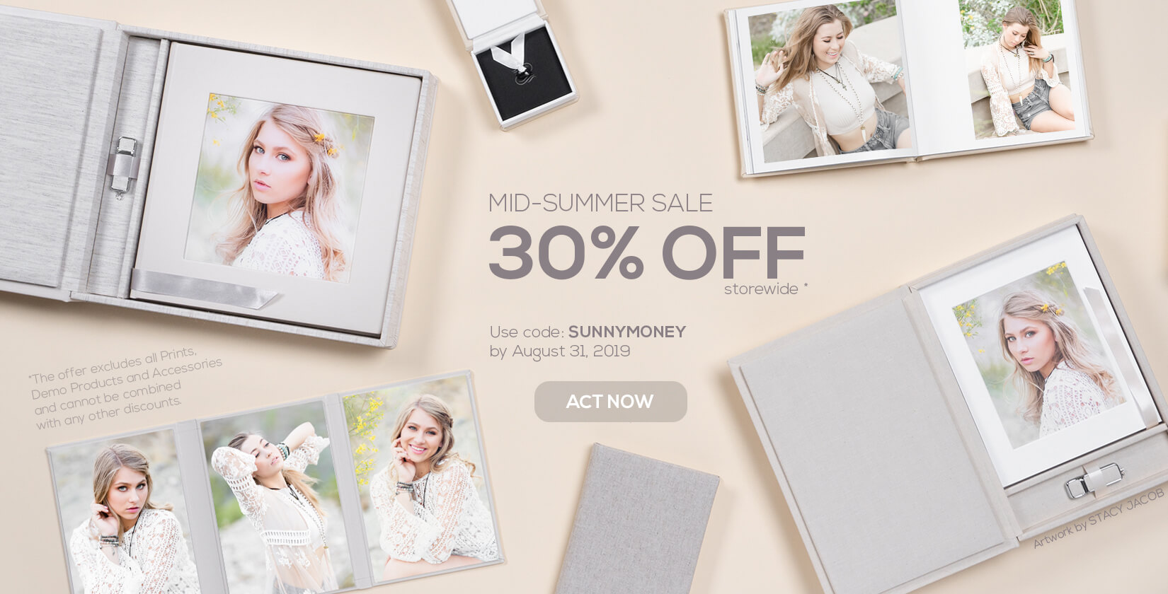 Mid-Summer Sale 30% OFF by nPhoto