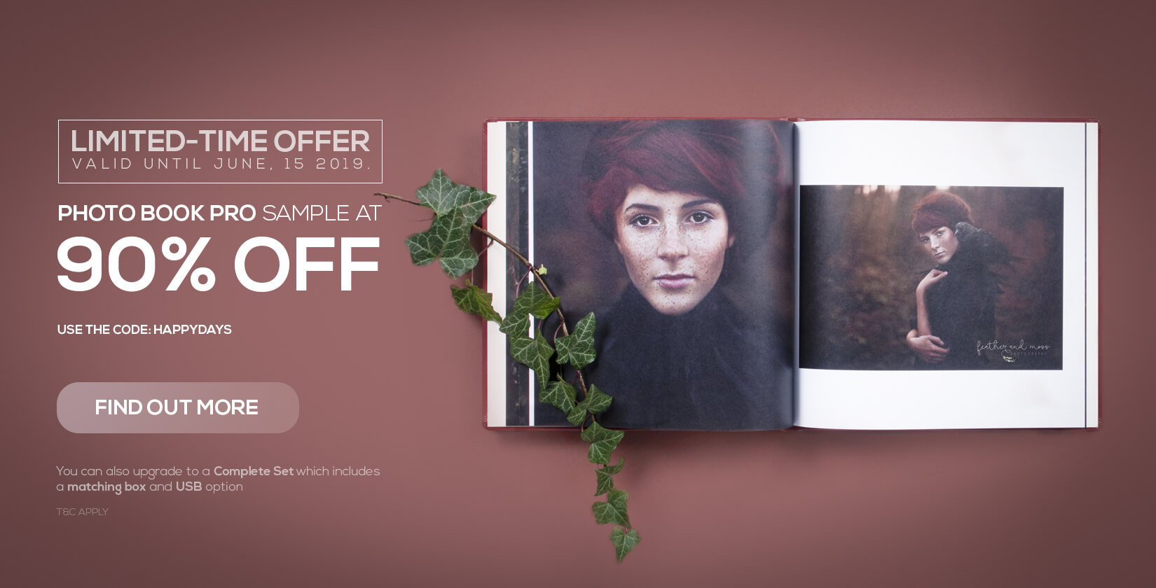 Photo Book Pro special offer nphoto