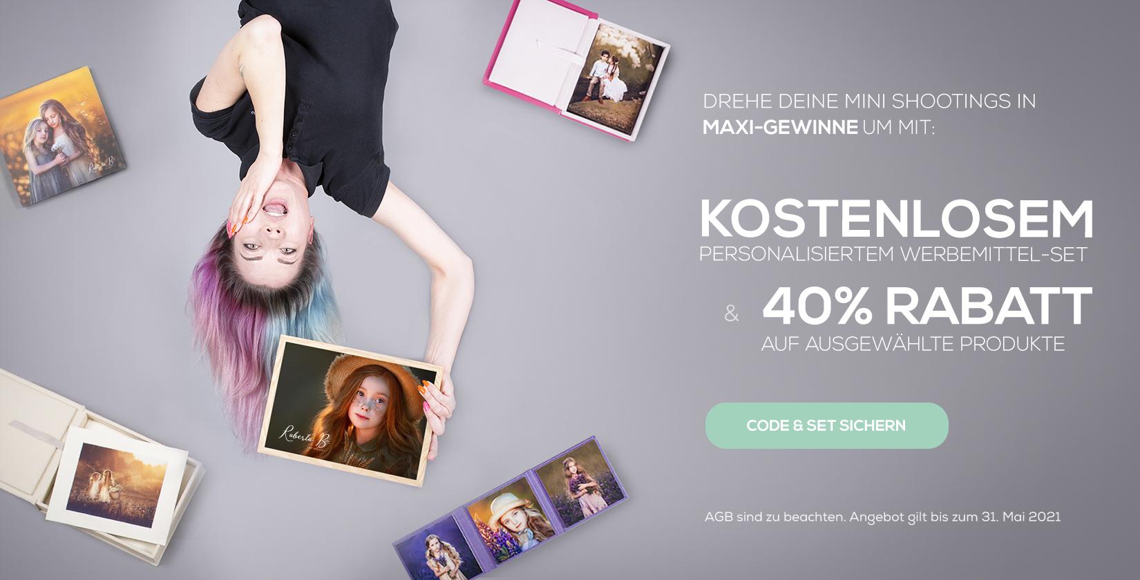 Frühlings-Shootings - Mini Aufwand für Maxi Gewinne