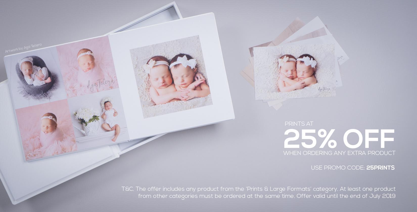 Prints promo