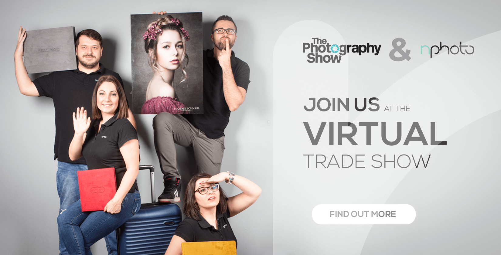 Virtual Trade Show with nPhoto