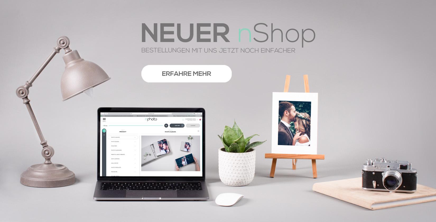 neuer nShop