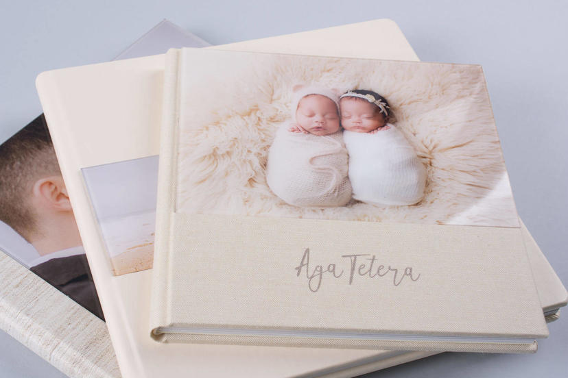 Acrylic Photo album Lay flat professional nphoto