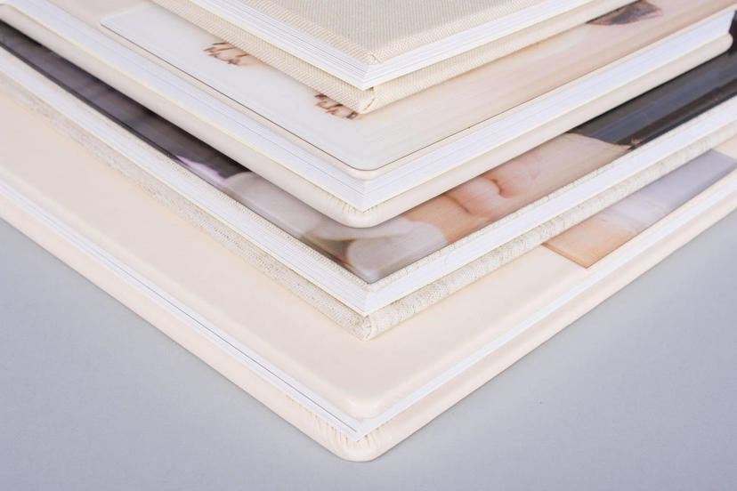 Acrylic Photo album Lay flat professional nphoto 2