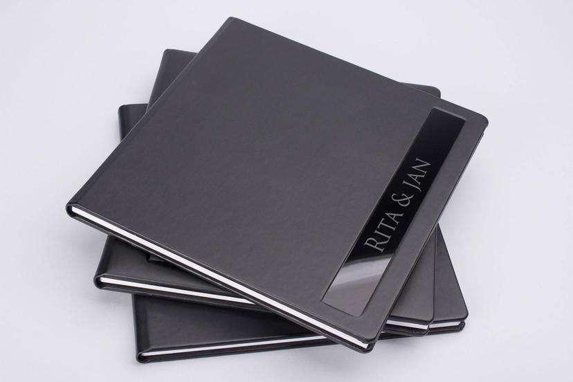 Black Star Photo album Lay flat professional nphoto 6