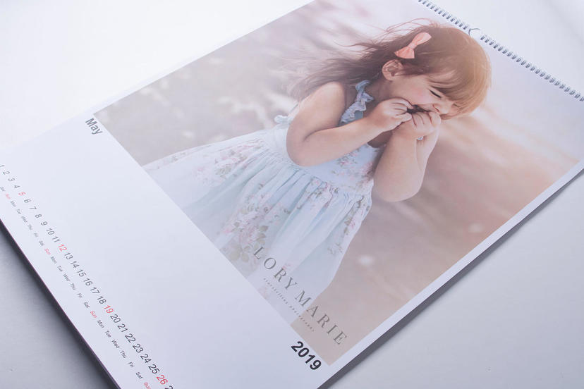 large photo calendar for professional photographer nphoto