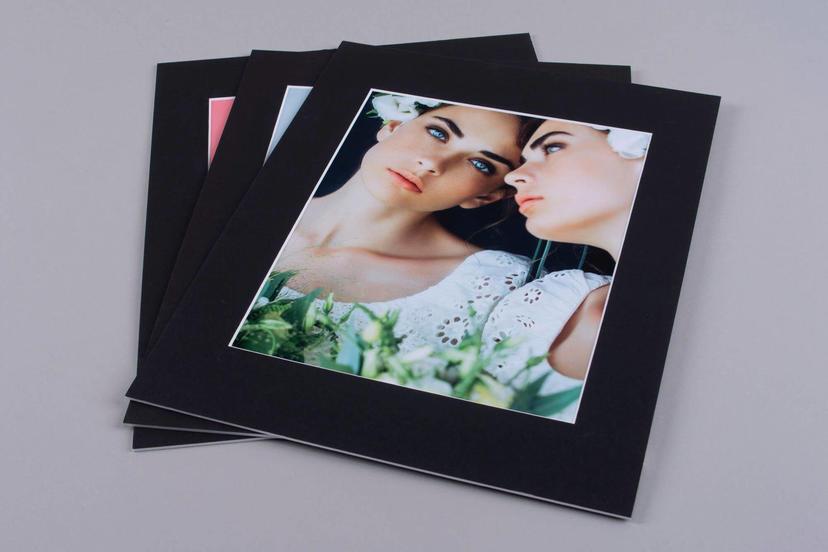 Matted prints mounted prints nphoto printing lab photographer