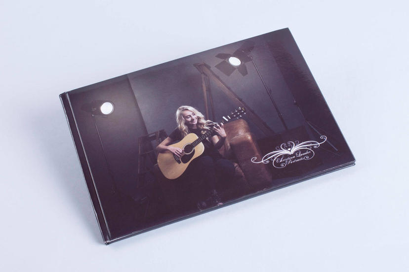 Creative printed cover photo album photo books wedding photographer packages IPS professional photographer nphoto 2