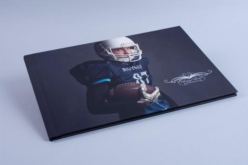 Creative printed cover photo books for professional photographer printing services