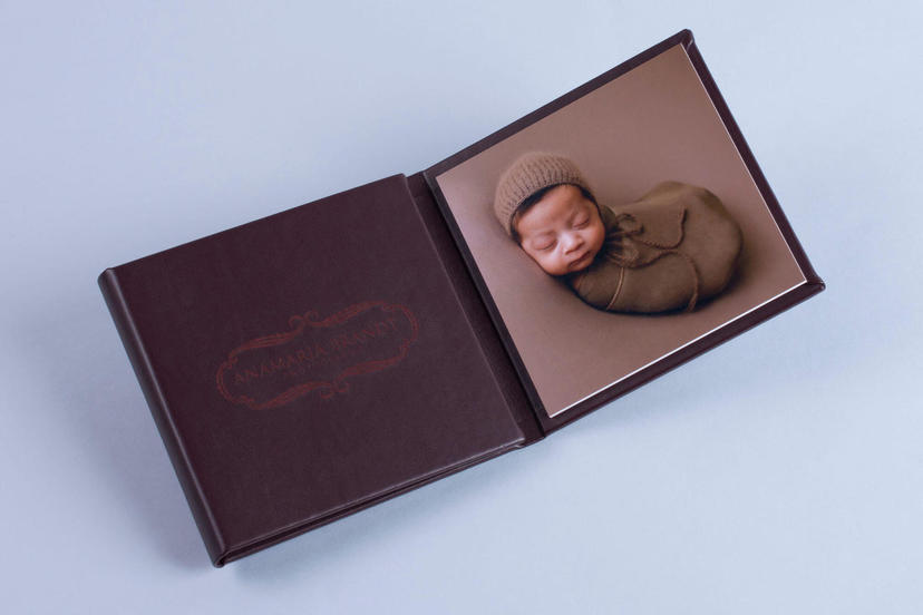 Triplex trifold 3 piece image product grandparent gifts photographer nphoto Ana Brandt newborn photography