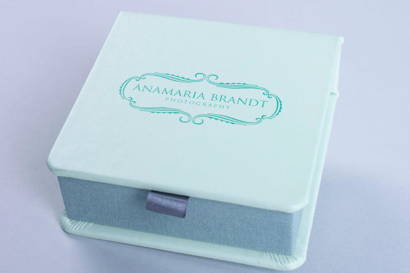 USB Box professional photographer presenation box usb flashdrive personalisable box keepsake wedding newborn digital files nphoto lab handcrafted box Ana Brandt