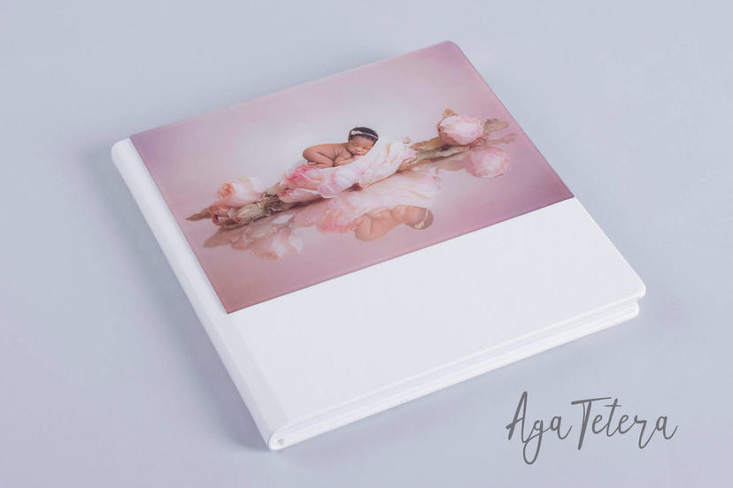 lay flat professionally printed Photo Album Acrylic Prestige collection with hardcover nphoto professional photography albums professional printing services