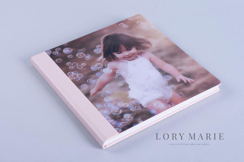 lay flat professionally printed Photo Album with hardcover nphoto professional photographer printing lab professional printing services crystal acrylic cover nphoto