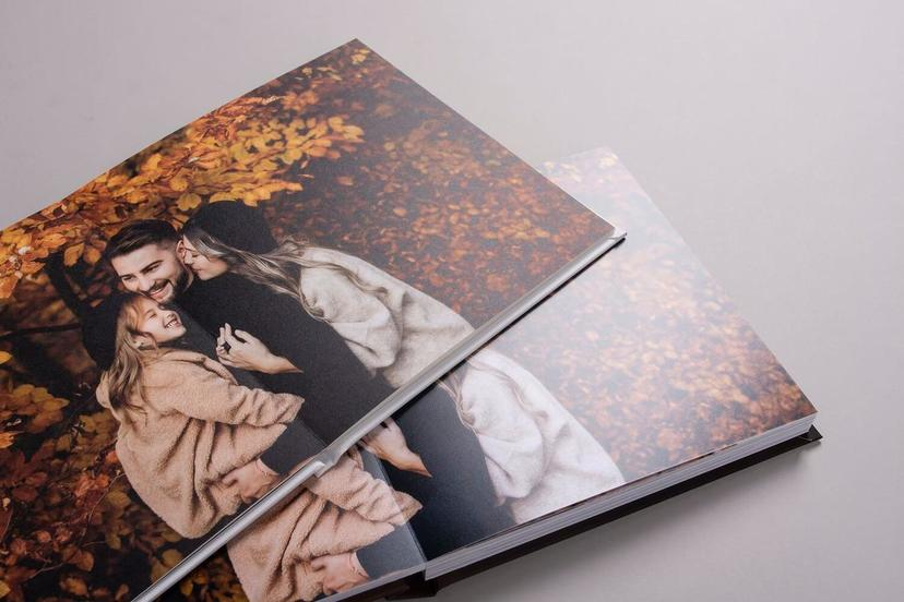 Lite Album paper types: Fuji Lustre and Mohawk Matte