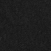 Black Plain Textile