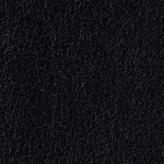 Pitch Black Matte Leatherette