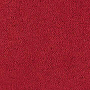 Cardinal Red Suede Textile