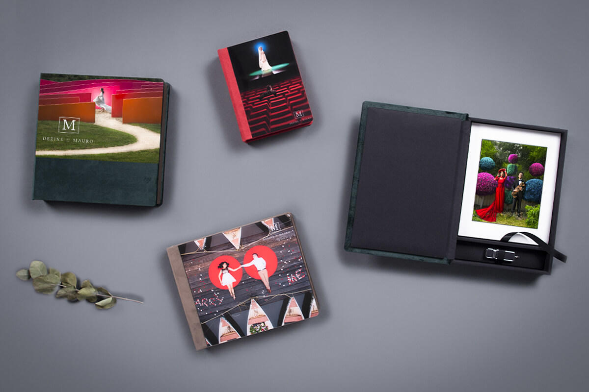 New in: Acrylic Prestige collection in Folio Boxes